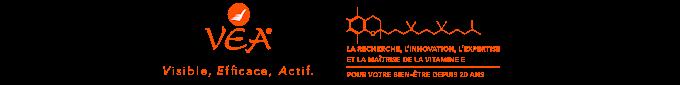 Vitamine E, études scientifiques et cosmétiques  :  VEA
