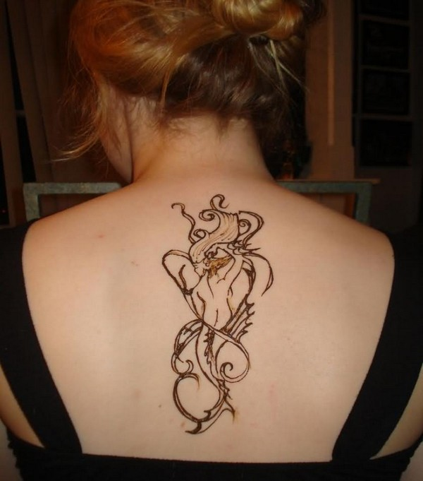Kumpulan Desain Tato Henna Dan Filosofinya - Bergambar Tato