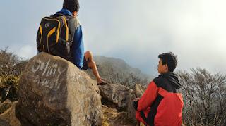 cerita foto tips rute pendankian puncak gunung bawakaraeng