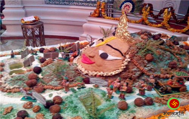 Significance Of Goverdhan Pooja, Goverdhan Pooja timing