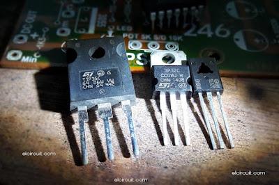 TIP35C TIP32 BD140