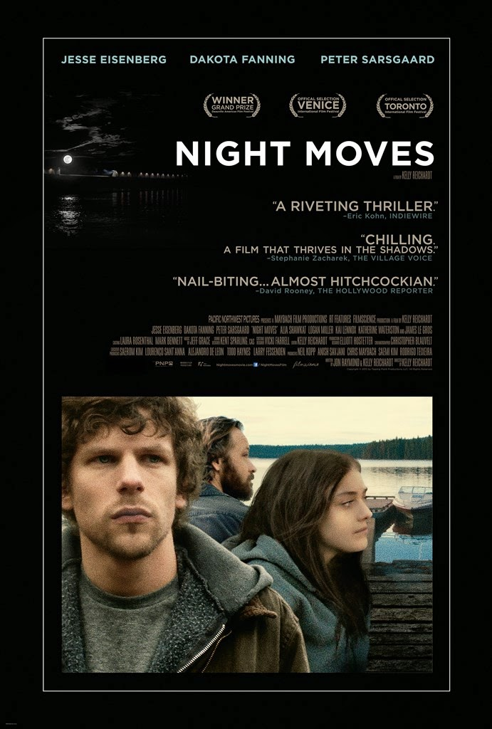 Night Moves (2013) ταινιες online seires oipeirates greek subs