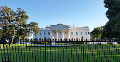 La Casa Blanca en Washington DC