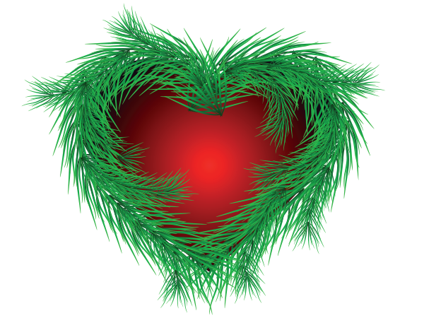 Evergreen heart