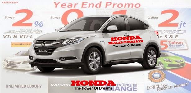 Paket Kredit Mobil Honda Surabaya 2017