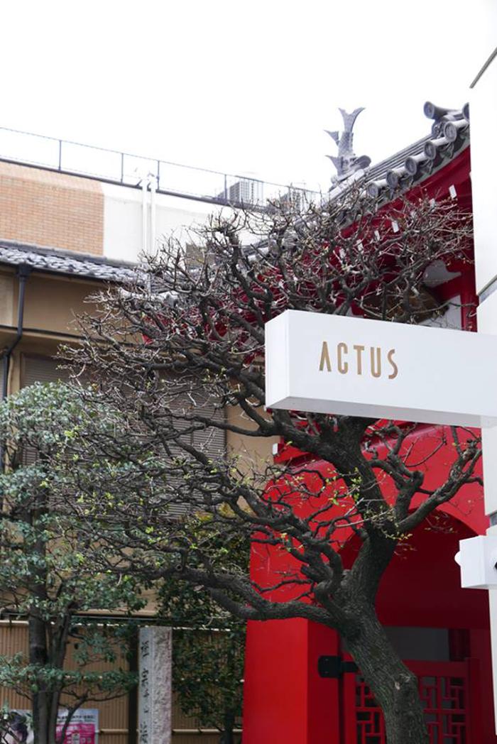 Actus store - Japan