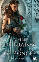 Rae Carson: The Girl of Fire and Thorns (Fire and Thorns #1) - Francia borító