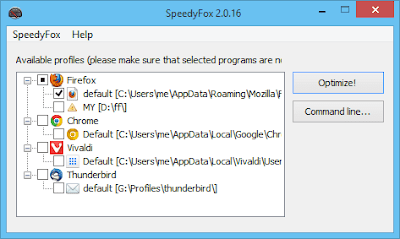 SpeedyFox 2.0.24 Build 130 Full indir