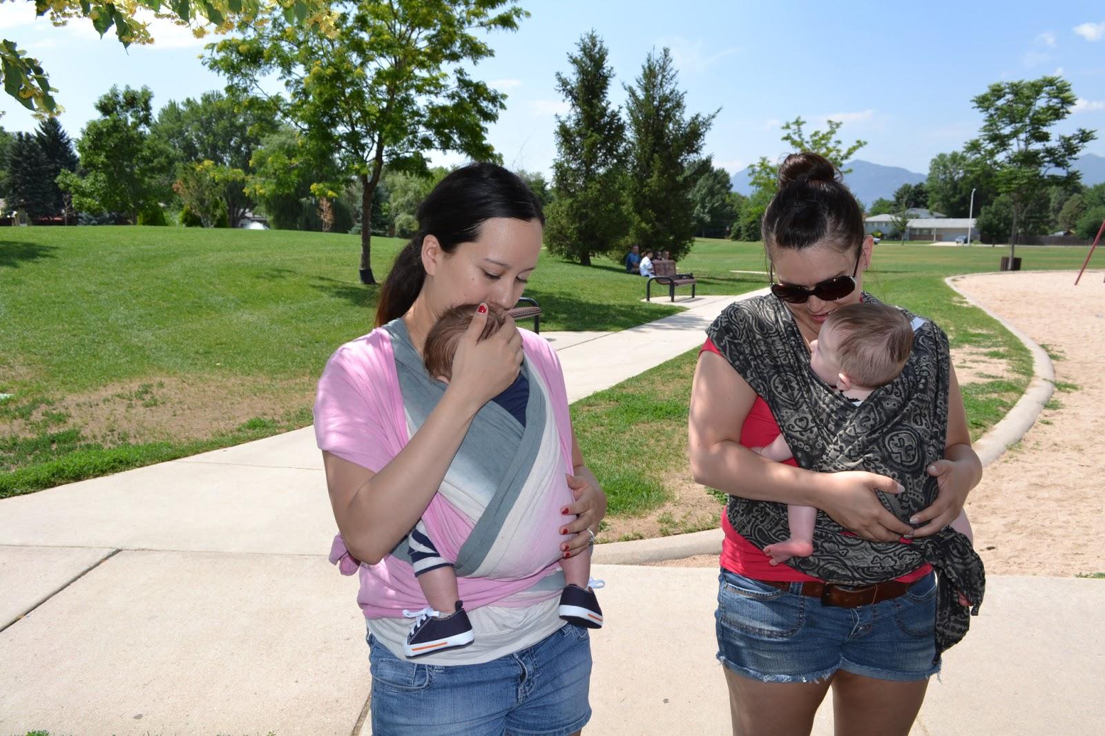 Babywearing International Of Colorado Springs July