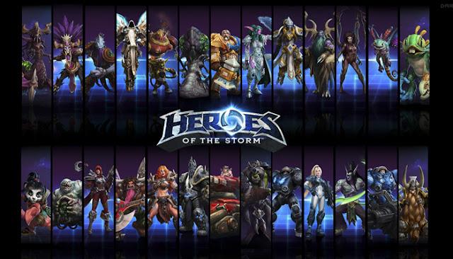 heroes of the storm, mejor juego de estrategia, mejor juego de simulación, heroes of the storm premios D.I.C.E, ganador premios D.I.C.E, heroes of the storm análisis, heroes of the storm gameplay