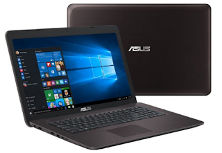 Asus K756UJ Drivers windows 8.1 and windows 10 64bit