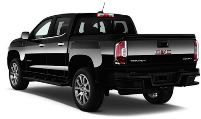 2019 GMC Canyon Changes, Release Date, Price