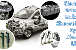 Memahami Sistem Bahan Bakar Chevrolet Spin Diesel