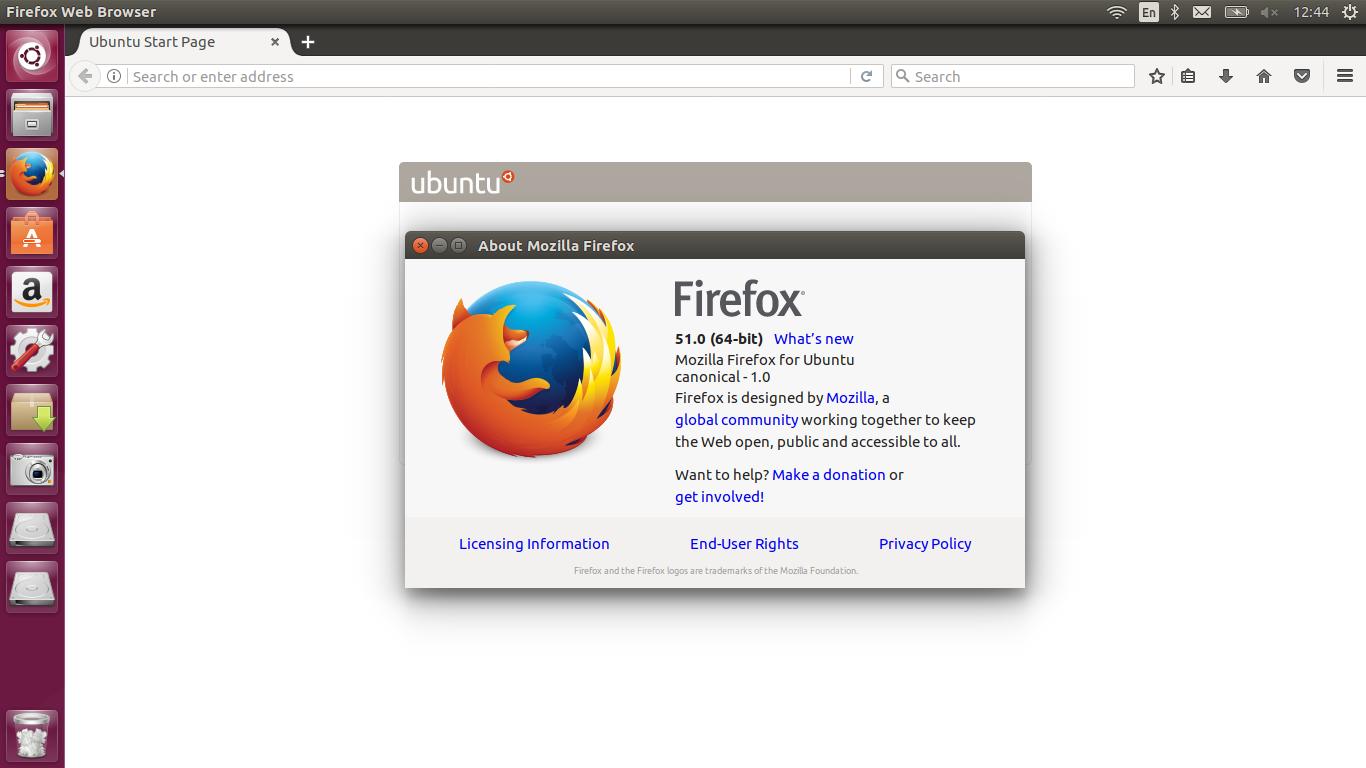 Install firefox in ubuntu 16 04 using terminal   How to