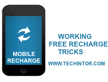 Working Free Recharge Tricks