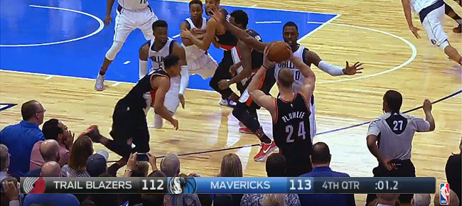 NBA Top 5 Plays of the Night: 02.07.17 (VIDEO)