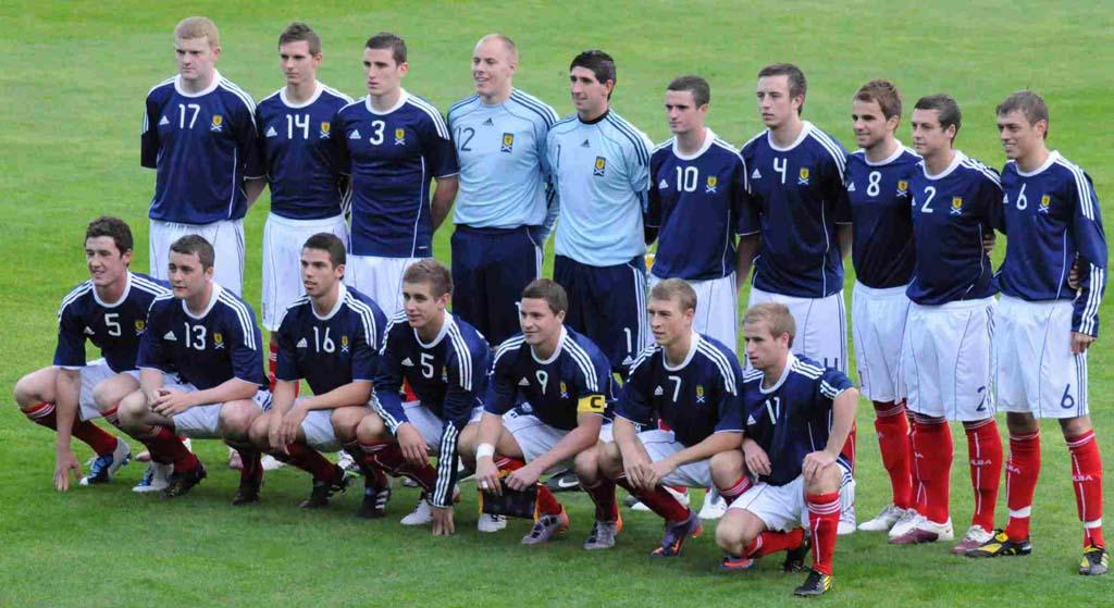 All Football Blog Hozleng: Football Photos - Scotland national football team
