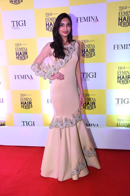 Roshmita Harimurthy,Yamaha Fascino Miss Diva 2016 at Femina Salon & Spa Hair Heroes 2016