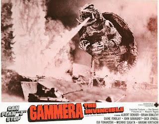 Película Gamera el Invencible Online