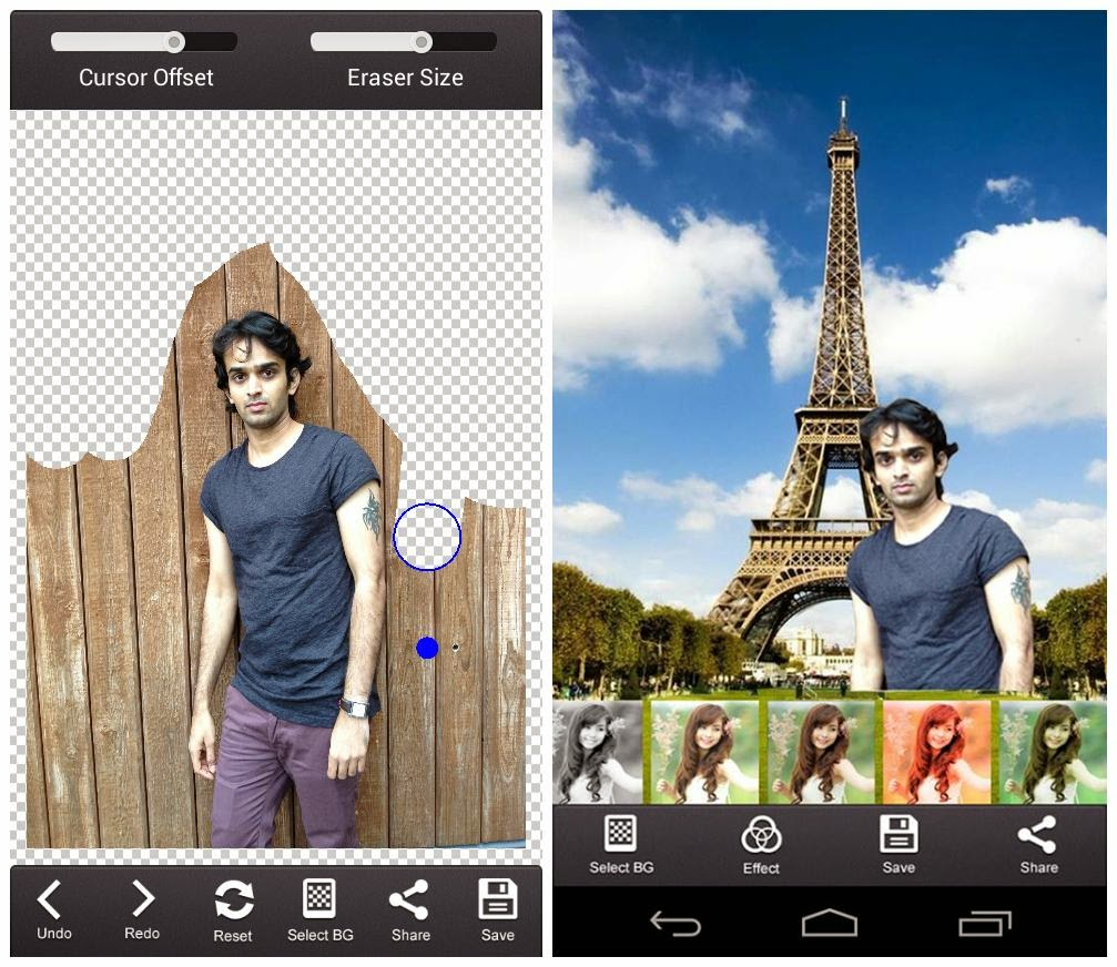 Cara Mudah Mengganti Background Foto Atau Gambar Dengan ...