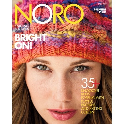 dd9301a8388 Noro Knitting Magazine arrived in stores and LYSs recently
