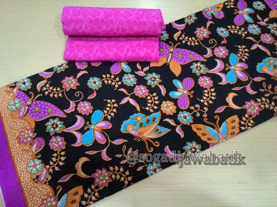 Motif kain batik solo  BATIK JAWA MODERN