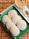 Soft And Fluffy Idlis