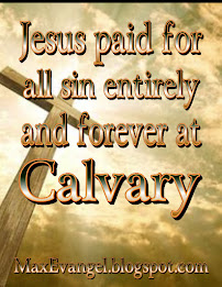 JESUS Paid It ALL!!!
