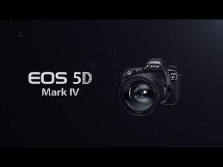canon 5d mark iv أطلقت أخيرا في الأسواق مع خاصية الضبط التلقائي للصورة