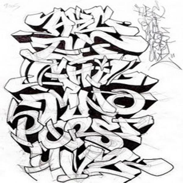 Graffiti News: Graffiti Fonts Creator