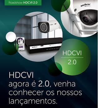 Tecnologia em Destaque!: NOVIDADES HDCVI 2.0