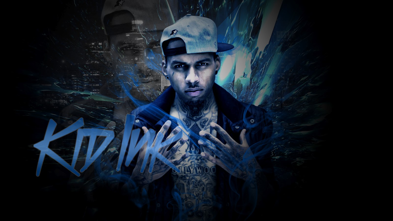 Gs Use Emoticons: Kid Ink