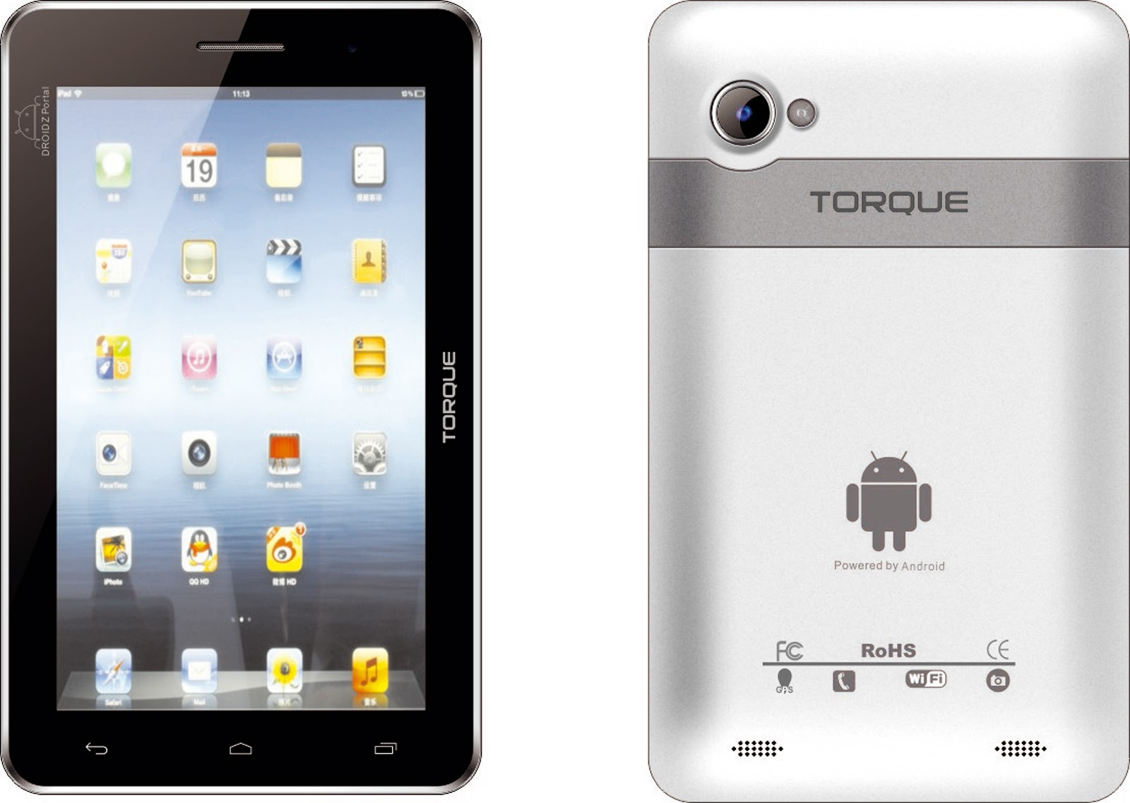 Torque Mobile Phones and Tablets Offers the Best of