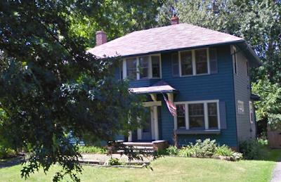 gordon van tine testimonial house of e c parsch Glencoe model 2548 kingston rd cleveland Heights OH