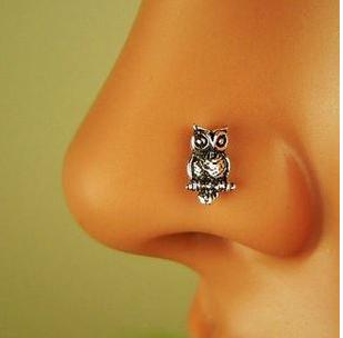 Lovely Nose Piercing Stud