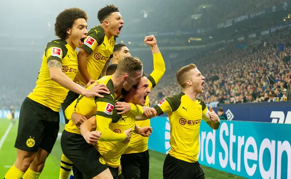 Dortmund va Werder Bremen