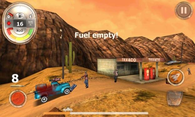 تحميل لعبة قتال الزومبي بالسيارة للحاسوب