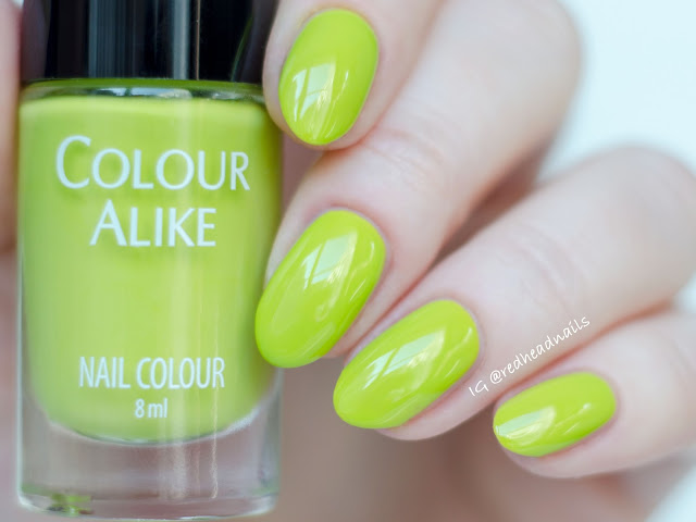 Colour Alike Lime Punch alike swatch