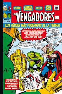 Los Vengadores 1