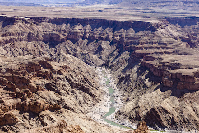 Fish River Canyon Park,Namibia