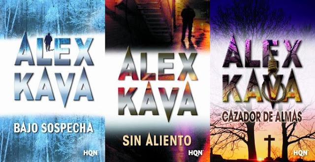Resultado de imagen de reseña bajo sospecha libro alex kava