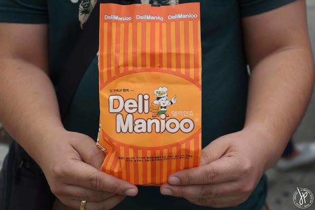 Deli Manjoo - Myeongdong Street Food