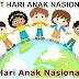 SELAMAT HARI ANAK NASIONAL 2016