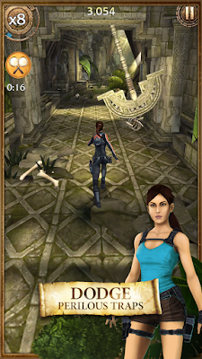 Lara Croft Relic Run 1.7.83 Mod Apk-screenshot-1