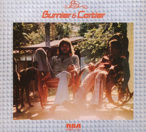 Brazil, 1974. Burnier & Cartier release this self-titled suite of super-fly  boogie-jazz and disco-soul. Many have loved this music since then, ...