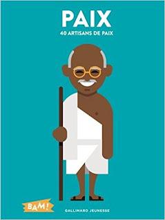 Paix: 40 Artisans De Paix de Sandrine Mirza PDF