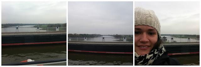 Alemanha: as pontes mais fantásticas! Wasserstraßenkreuz, Magdeburg