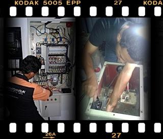 melayani service generator dan panel listrik