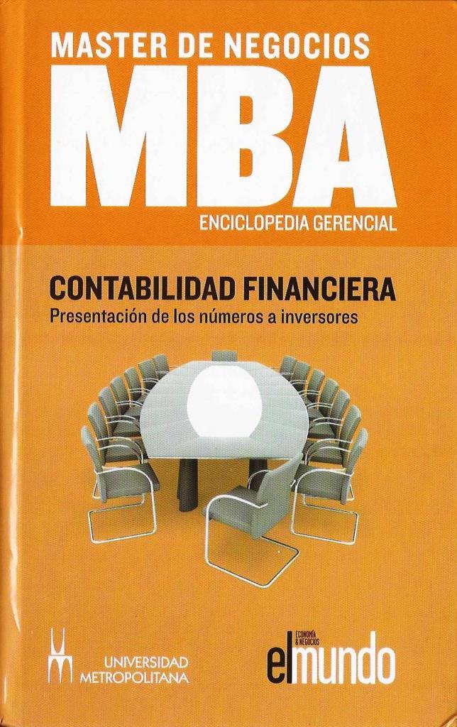 Contabilidad financiera – Leslie K. Breitner