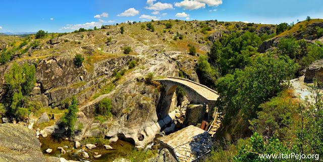 Movie Bridge, village Zovik, Mariovo